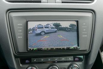 Clarion NX806 Headunit mit DAB carplay navigation rückfahrkamera CC520 und optischen ausgang