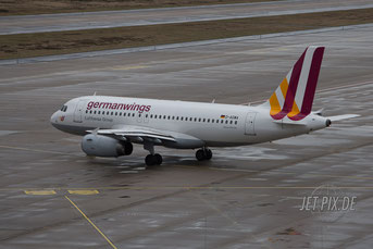 D-AGWA Germanwings A319