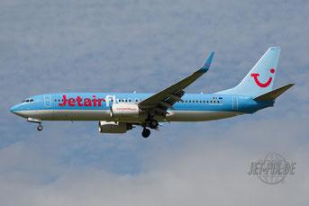 OO-JPT Jetairfly Boeing 737