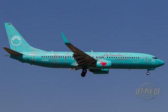 D-ASXO SunExpress Boeing 737