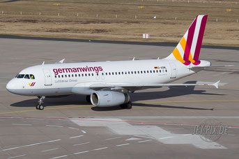 D-AGWL Germanwings A319