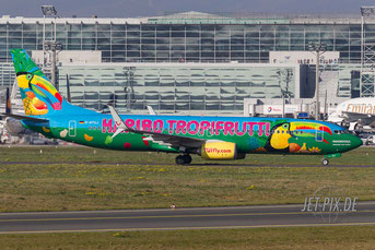 D-ATUJ TUI Boeing 737