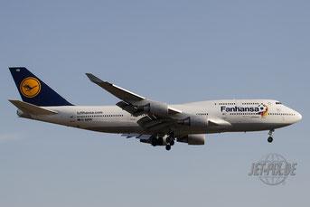D-ABVK Lufthansa Boeing 747