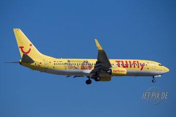 D-AHFT TUI Boeing 737