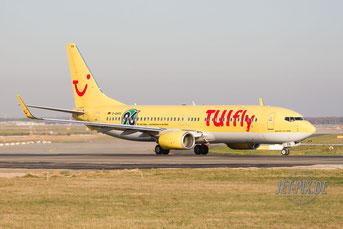 D-AHFK TUI Boeing 737