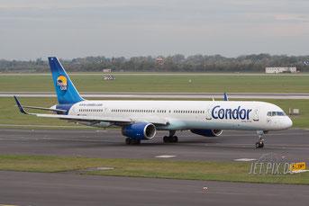 D-ABOM Condor Boeing 757