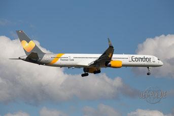 D-ABOH Condor Boeing 757