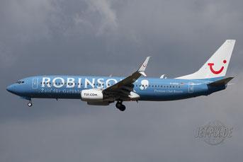 D-ATUI TUI Boeing 737