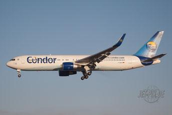 D-ABUD Condor Boeing 767