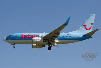 OO-JAN Jetairfly Boeing 737