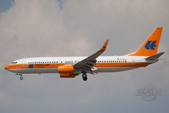 D-AHLK TUI Boeing 737