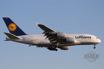 D-AIMJ Lufthansa Airbus 380