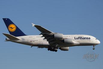 D-AIMI Lufthansa Airbus 380