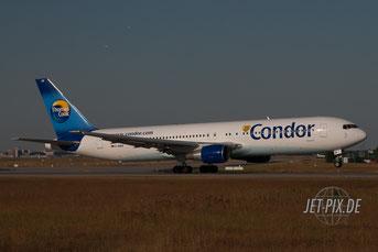 D-ABUF Condor Boeing 767