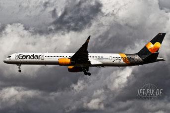 D-ABOF Condor Boeing 757