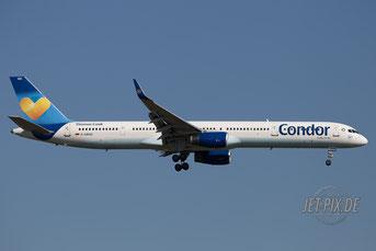 D-ABOG Condor Boeing 757