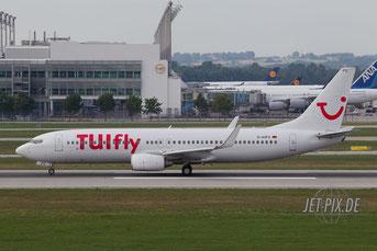 D-AHFS TUI Boeing 737