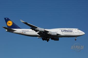 D-ABVP Lufthansa Boeing 747