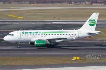 D-AHIM Germania Airbus A319
