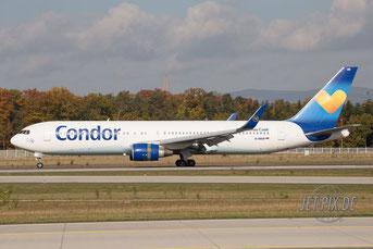 D-ABUB Condor Boeing 767