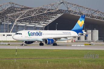D-AICF Condor Airbus A320