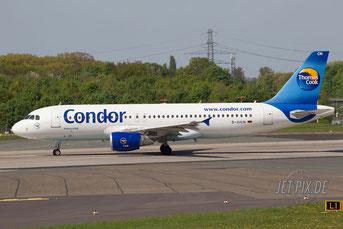 D-AICN Condor Airbus A320