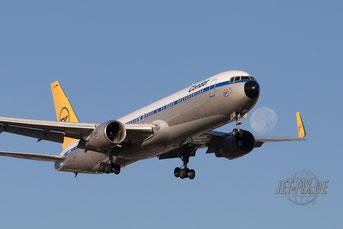 D-ABUM Condor Boeing 767