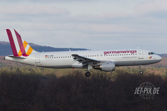 D-AIQR Germanwings A320