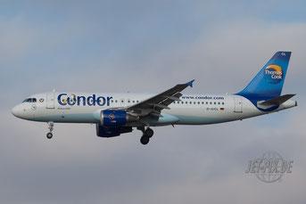 D-AICL Condor Airbus A320