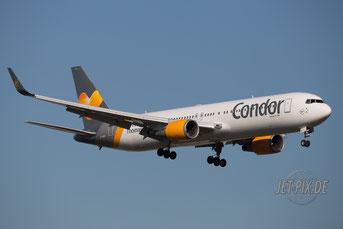 D-ABUT Condor Boeing 767
