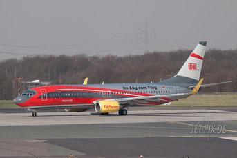 D-ATUC TUI Boeing 737