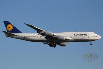 D-ABYO Lufthansa Boeing 747