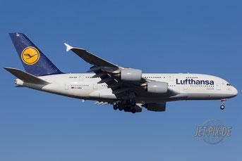 D-AIMA Lufthansa Airbus 380
