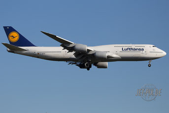 D-ABYR Lufthansa Boeing 747
