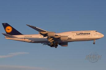 D-ABYF Lufthansa Boeing 747
