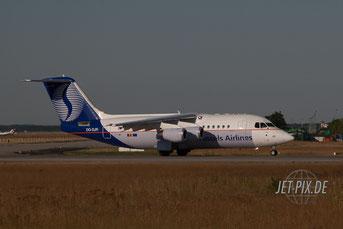 OO-DJR Brussels Airlines Avro