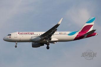 D-AIZQ Eurowings Airbus A320