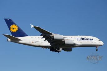 D-AIMC Lufthansa Airbus 380
