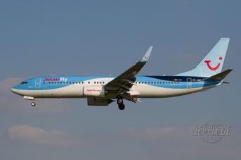 OO-JAY Jetairfly Boeing 737