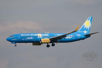 D-AHFZ TUI Boeing 737