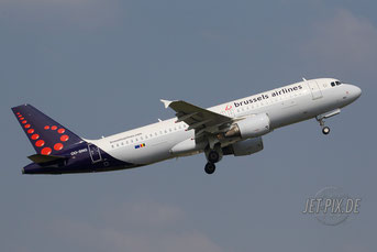 OO-SNG Brussels Airlines A320