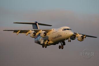 OO-DJP Brussels Airlines Avro