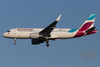 D-AIZT Eurowings Airbus A320