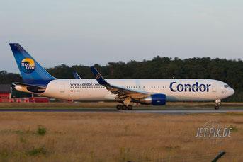 D-ABUI Condor Boeing 767