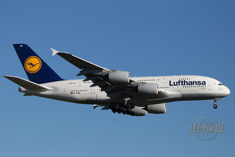 D-AIMD Lufthansa Airbus 380