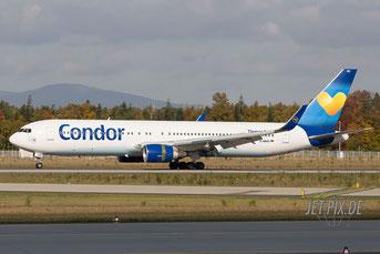 D-ABUC Condor Boeing 767