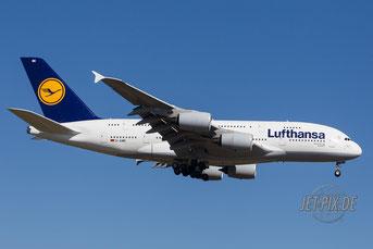 D-AIMK Lufthansa Airbus 380