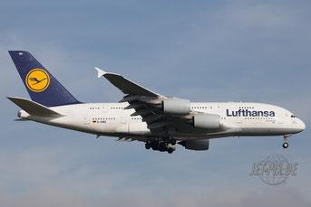 D-AIMG Lufthansa Airbus 380