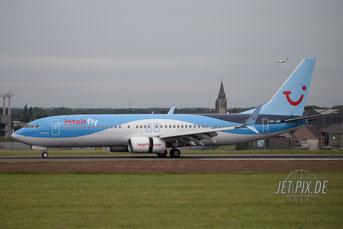 OO-JAV Jetairfly Boeing 737