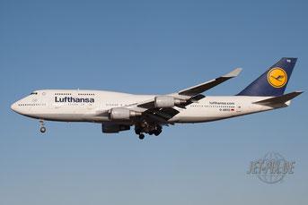 D-ABTD Lufthansa Boeing 747